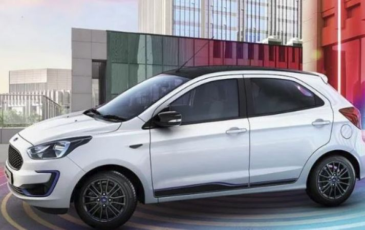 2019 Ford Figo Launched in India, read price,features and other deatils