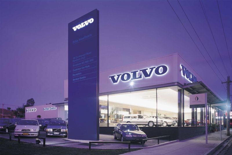 Volvo to introduce driver monitoring system to avoid accidents