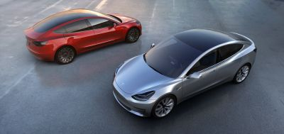 Tesla Model 3 prototype is out! This crossover will arrive in India