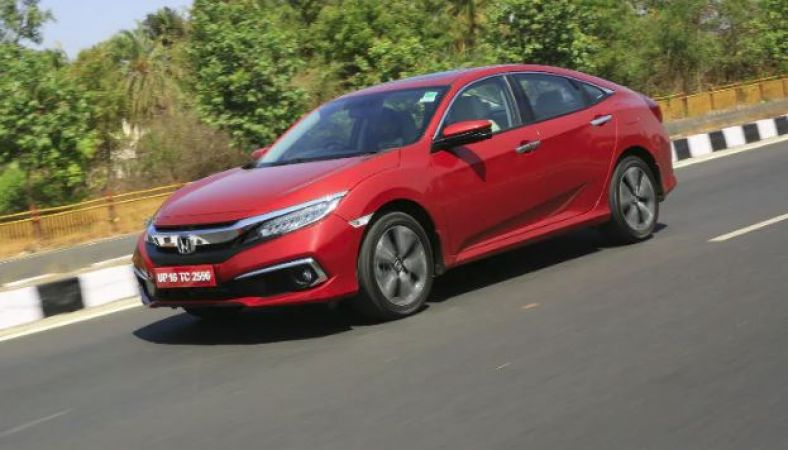 In just 40 days, Honda Civic Receives 2400 Bookings