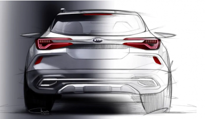 Kia Motors upcoming SUV based on SP concept is gear up launched in India in this season