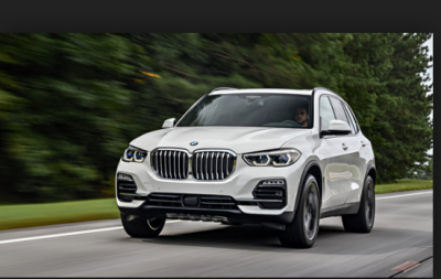 BMW X5 SUV launched in India; know specification and features here