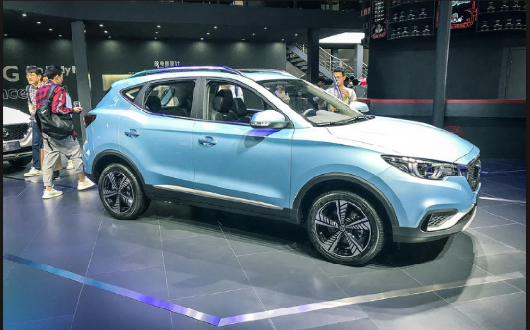 MG Motor's fully electric SUV eZS to be made in India; know expected Price here