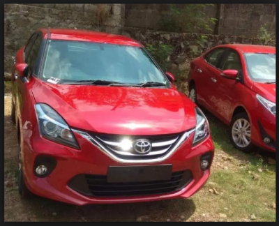 Toyota announced the launch date of its new version Car Glanza
