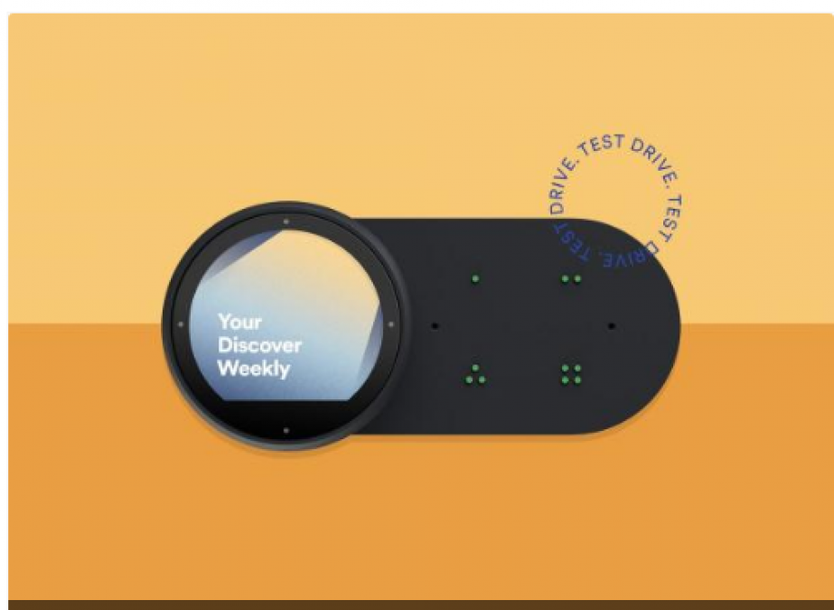 A Swedish audio streaming platform launched the audio device as Car Thing in India