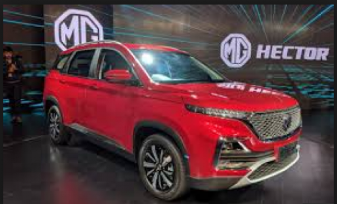 MG Motor officially unveiled details about this electric SUV, get detail here