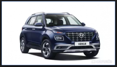 Hyundai Venue launched with an introductory price in India, check detail here