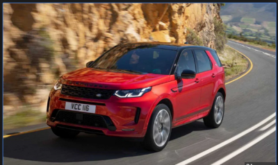 2020 Land Rover Sport Compact SUV launched and details out