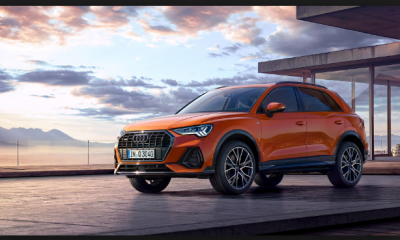 Audi Q3 Sportback is set to make a first public appearance as Coupe SUVs in this month