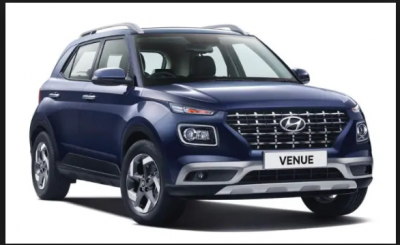 Hyundai Venue's bookings have recently reach High mark in India
