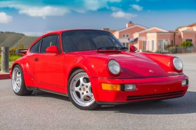 Everrati turns 1991 classic Porsche 911 into future-proof electric powertrain