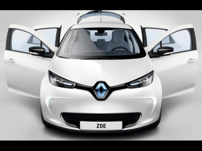 Renault Zoe40 electric car launched in dubai; price specifications and features