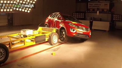 Mahindra Thar SUV Succesfully Passes Global NCAP safety crash test