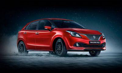 Maruti Suzuki's premium hatchback Baleno has crossed 5 lakh sales milestone