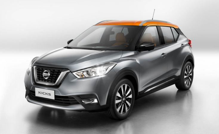 Nissan unveils its Compact SUV Kicks in India