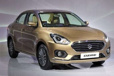MARUTI creates new record with its Dzire car