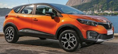 Renault Captur's Launching Date Revealed