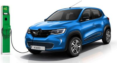 Captain King of small cars, Kwid to come in an electric version soon