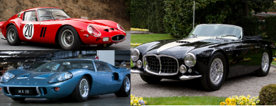 Have a look at Top 5 expensive cars in the world