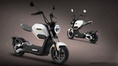 Have a look at this uniquely designed scooter you have never seen before
