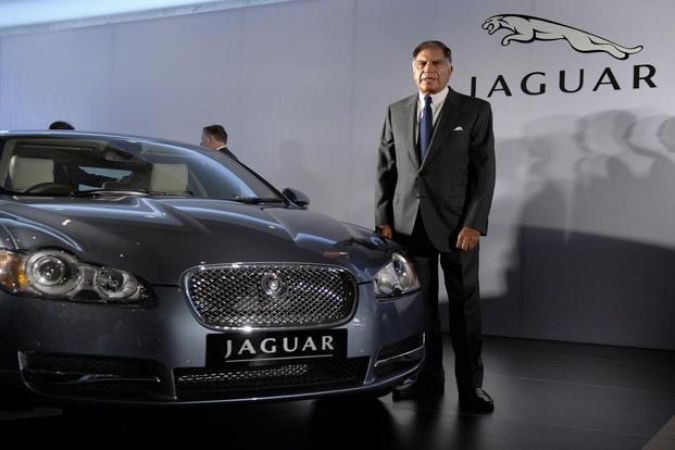 1 lakh Jaguar cars, TVs units sold in a month even after Petrol and Deisel price inflation