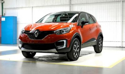 Renault Captur to launch on 22nd September