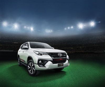 Toyota Fortuner TRD Sportivo booking open