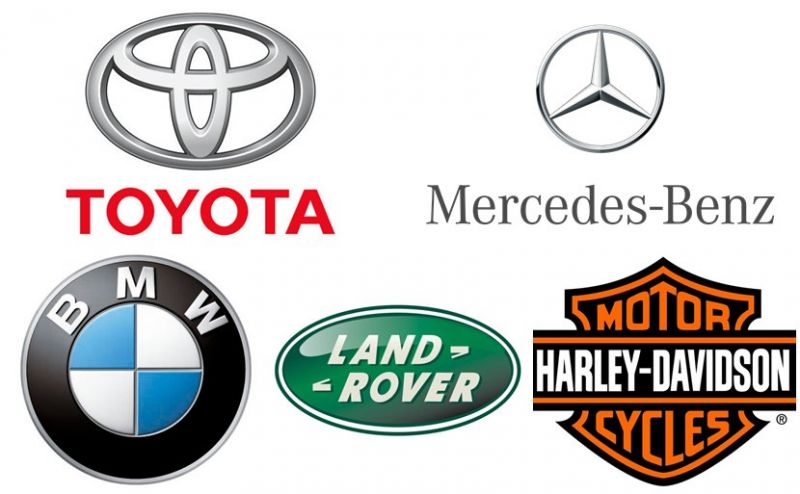World's top 100 brands include 16 automobile companies 1