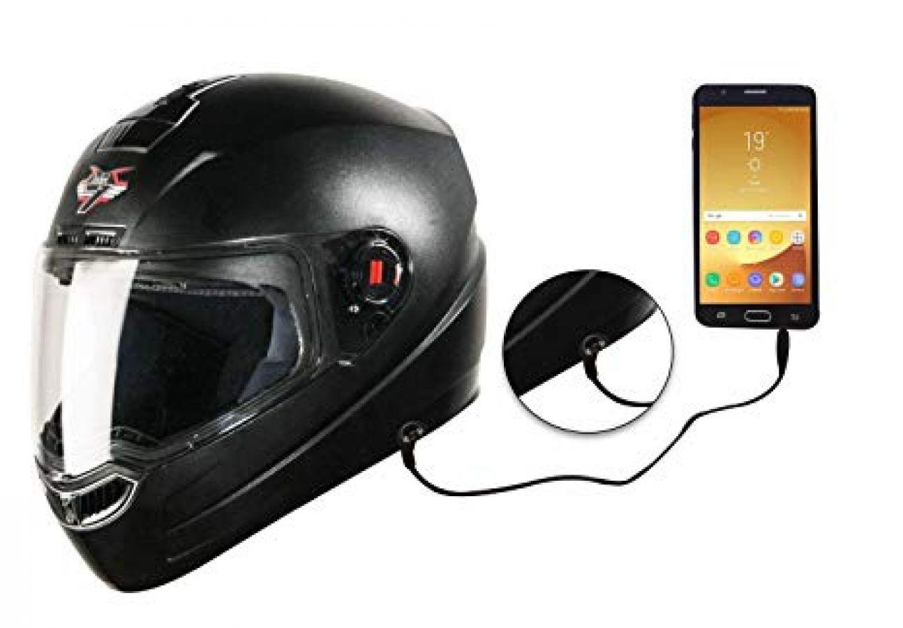 अब हेलमेट पहनकर फोन पर कर सकते हैं बात, जानिए अन्य खूबियां