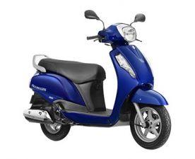 Suzuki Access 125 Alloy Wheel Drum Brake Variant Launched