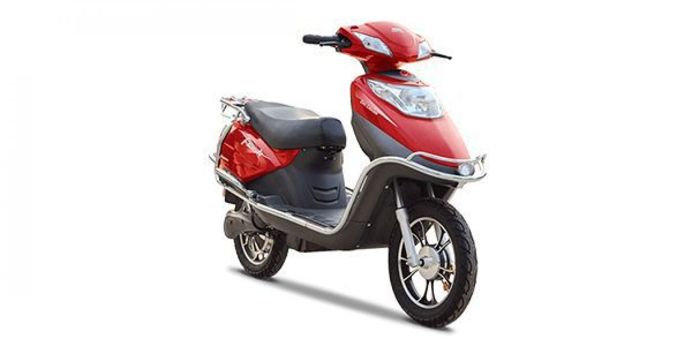 Gift this cool Electric scooter to your sister on the occasion of Raksha Bandhan