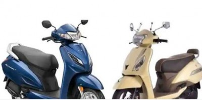 These scooters achieved the highest sales