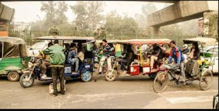 Good news for Delhi residents, DMRC started e-rickshaws at 12 new metro stations