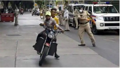 Mumbai Police seized 16 thousand vehicles for violating lockdown rules