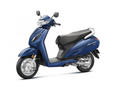 Honda scooter presents sales report, sold 11 lakh units of BS6 vehicles