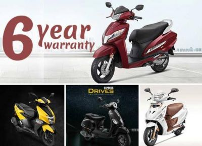 Scooters of these 5 companies can get a warranty of up to 6 years!