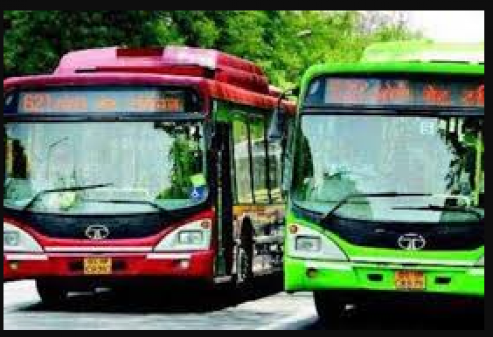 Delhi government has given the gift of new buses, this is special thing