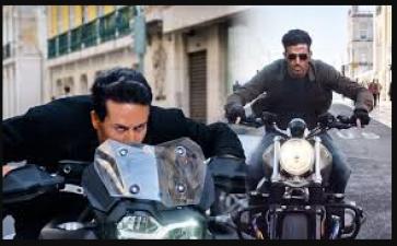बॉलीवुड मूवी वॉर में ये मोटरसाइकिल से स्टंट करते नज़ार आएंगे टाइगर और ऋतिक