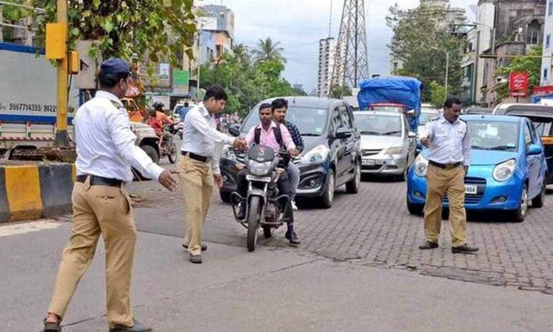 Changes in traffic rules from today, Takes case of this thing to avoid fine