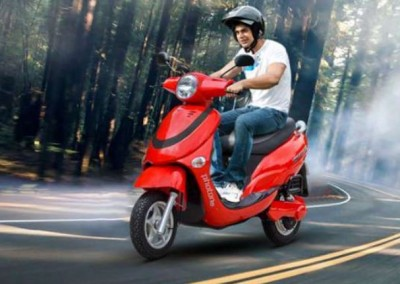 Hero's electric scooter will now run 130 km in single charge