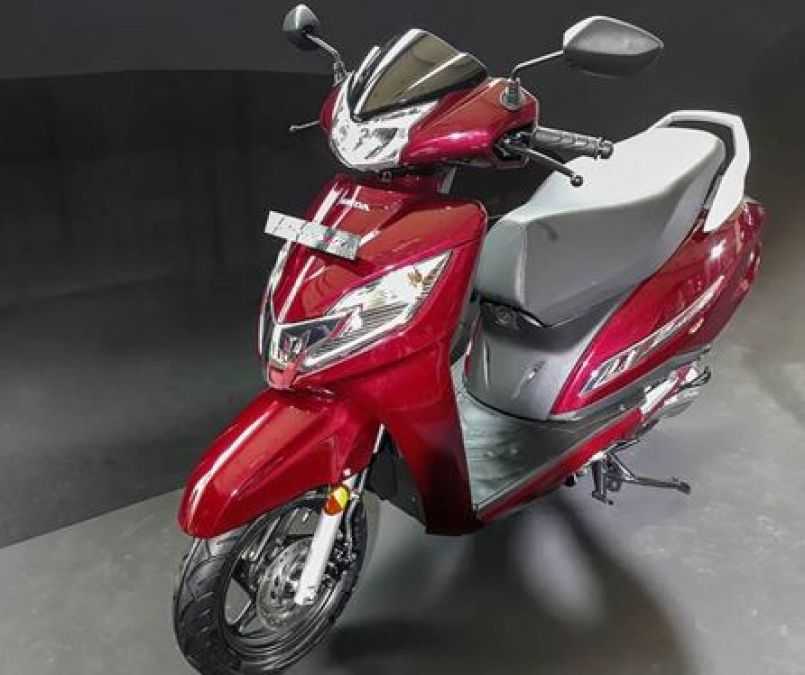 Honda Activa 125 Bs6 Will Come With Many Features Here Is Another Specification News Track Live Newstrack English 1
