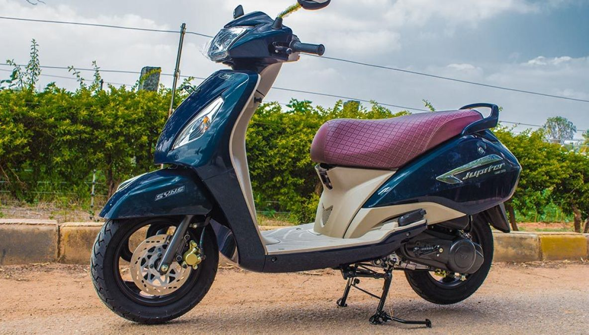 New variant of this popular scooter launched by TVS, price Rs 59,900