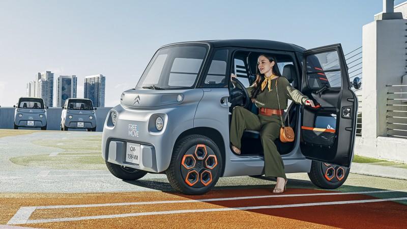 सिर्फ 5.22 लाख में Citroen ने लॉन्च की अपनी इलेक्ट्रिक कार Ami