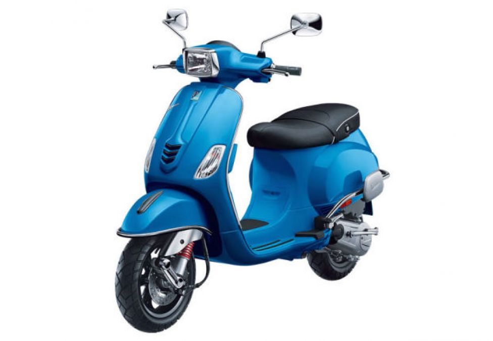 Grab Huge Discount on purchase of Vespa VXL 150