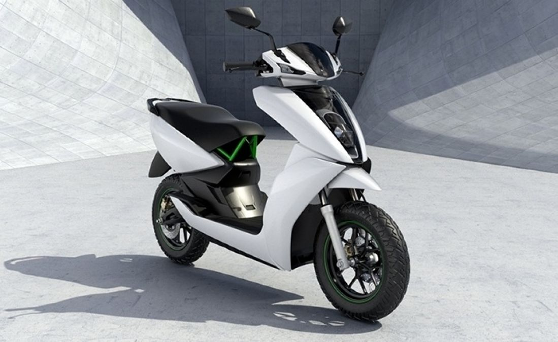 Ather 340 Electric Scooter Discontinued Due To Low Demand