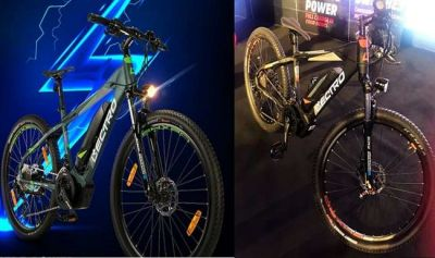 Hero and Yamaha introduced this amazing e-bicycle in the market, the price will blow your senses