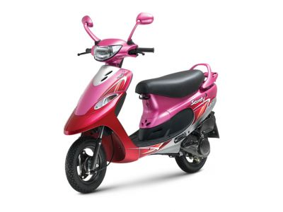 A new avatar of TVS Scooty Pep + comes out, know amazing features