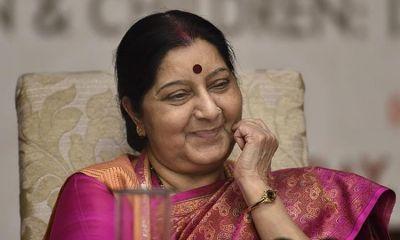 उद्योग जगत ने सुषमा स्वराज के निधन पर जताया शोक