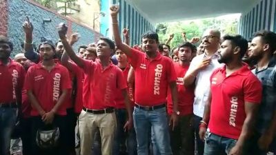 Zomato delivery boys refuse to deliver beef and pork as it hurts their 'religious sentiments'