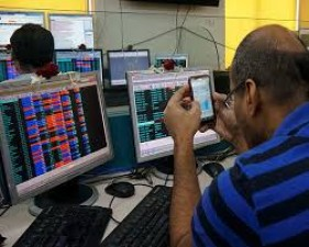 NTPC, Kotak Mahindra share gains in green market